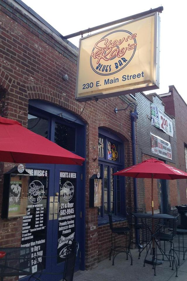 Stevie Ray's Blues Bar - Where hope Grows - First Feature Film Role