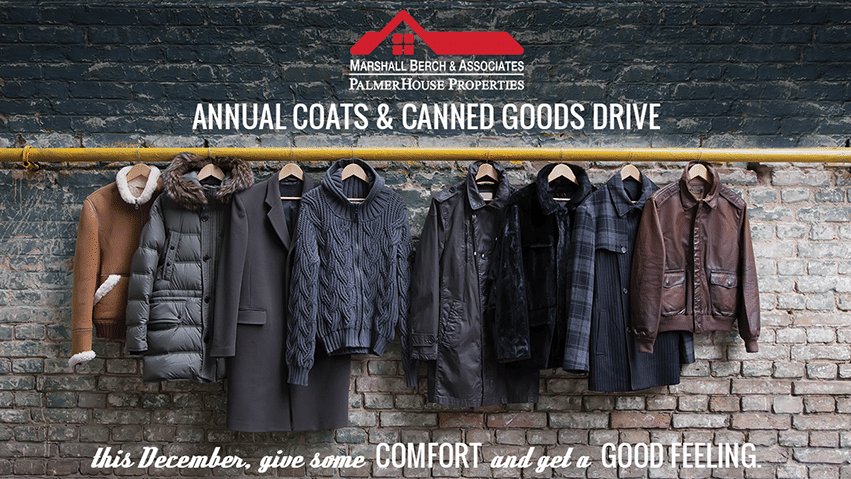 MB&A Coats & Canned Goods Drive 2016