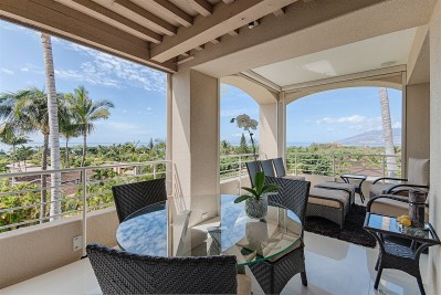 photo of Lanai, Wailea Condominium Renovation