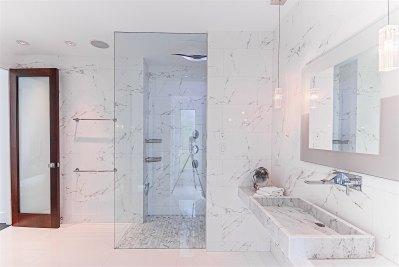 Guest Bathroom, Wailea Condominium Renovation