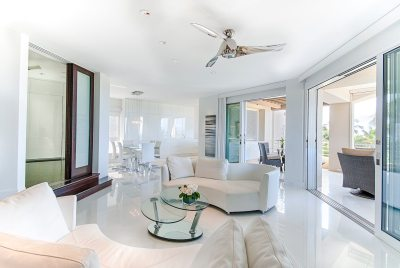 Living Room, Wailea Condominium Renovation