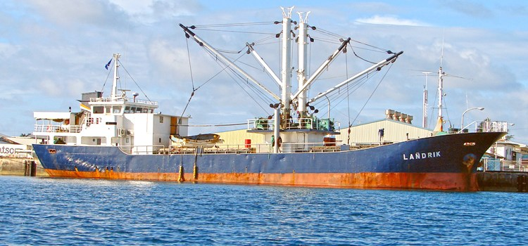 Shipping struggles to meet needs