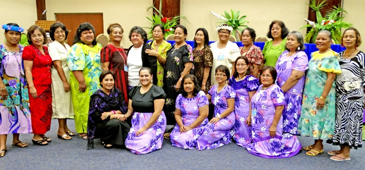 Women's group celebrates health