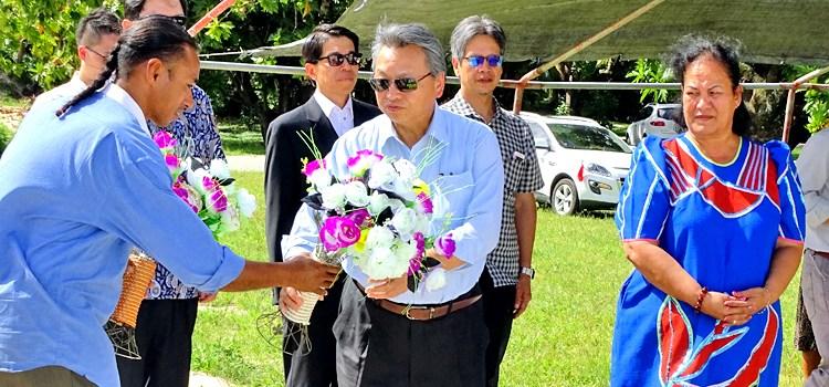 Bruce honors late Jurelang