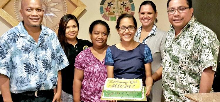 Marshalls Prevention Group celebrates