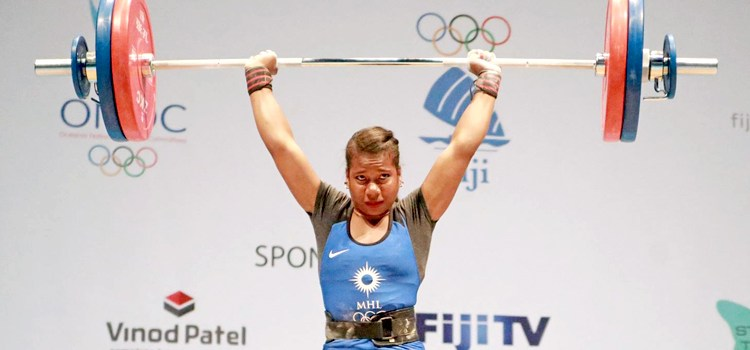 Mattie's record-smashing gold show