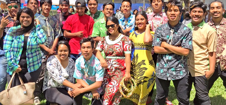 4th Micronesia Festival celebration