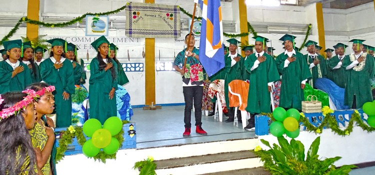 Jaluit graduation a great success