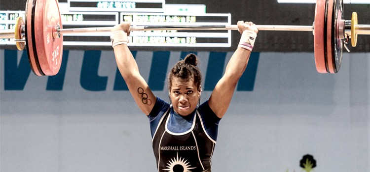 Mattie smashes Pacific Games records