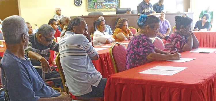 Courts reach out to public