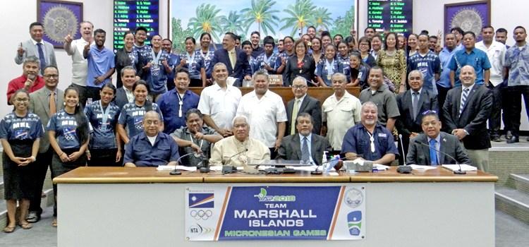 RMI athletes, coaches honored