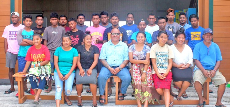 Canoe team launches latest skills program