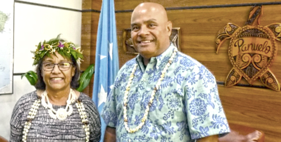 Presidents gather in Pohnpei