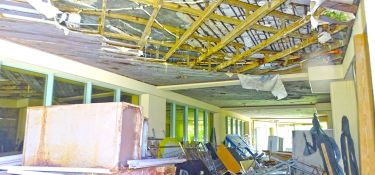 Capital a blight on Majuro