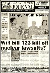 Newin reaches 105 years