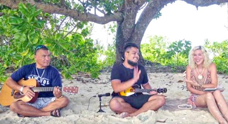 Yubok, Zeah join Joss in song