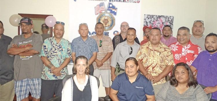 RMI veterans mark Memorial Day