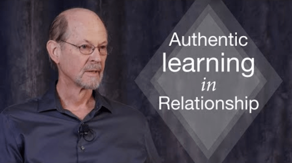 Authentic learning in Relationships