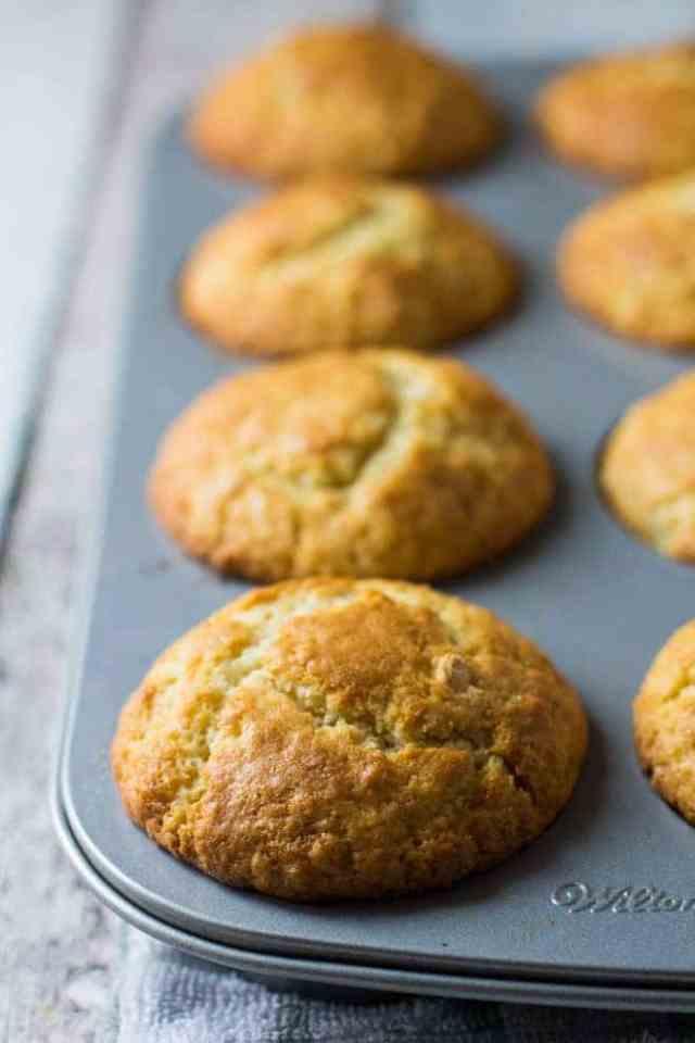 Bakewell Tart Muffins | Marsha's Baking Addiction