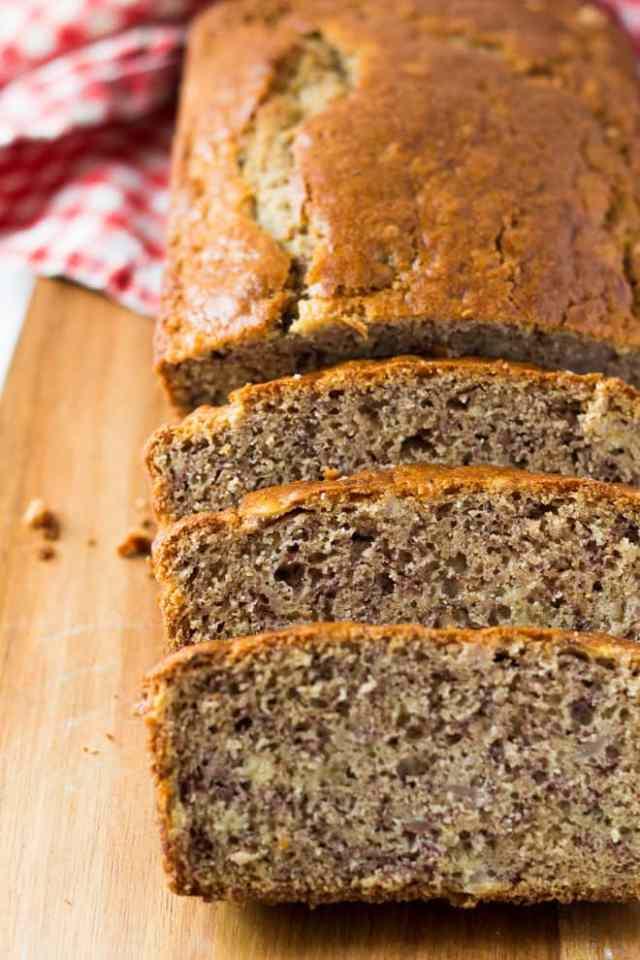 Banana Bread | Marsha's Baking Addiction