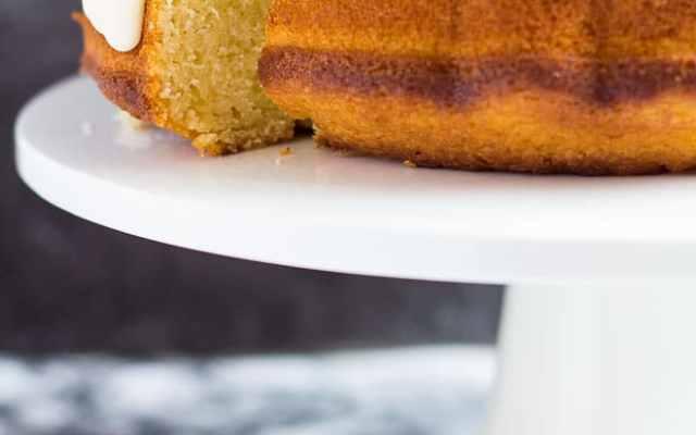 Lemon Bundt Cake   Marsha's Baking Addiction