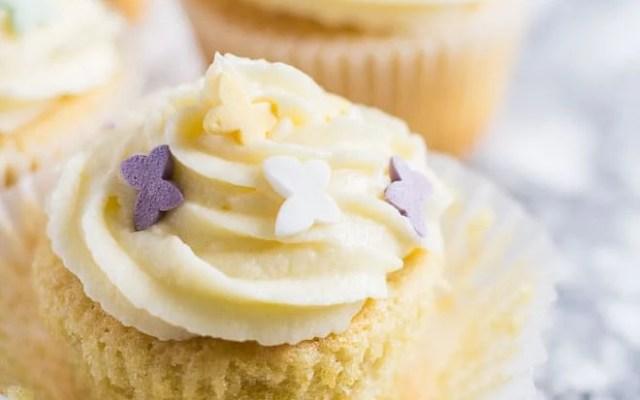 Perfect Vanilla Cupcakes | Marsha's Baking Addiction
