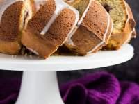 Peanut Butter and Jam Bundt Cake   marshasbakingaddiction.com @marshasbakeblog