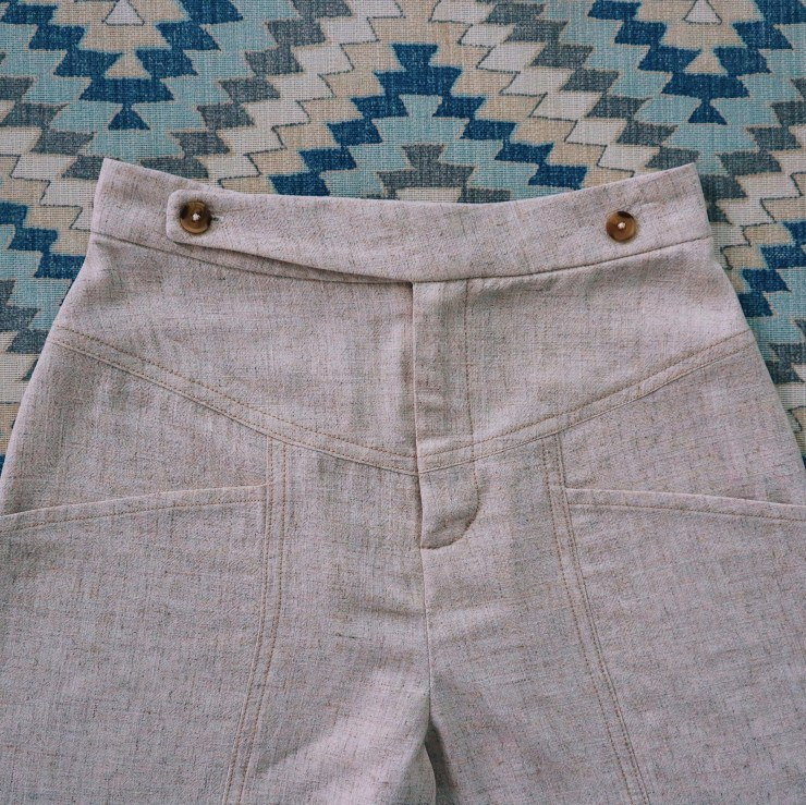 Pockets and panels