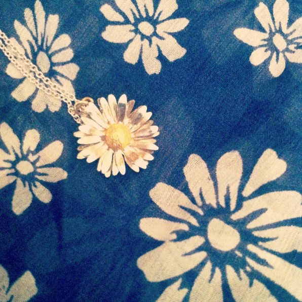 Daisy necklace - Alex Monroe