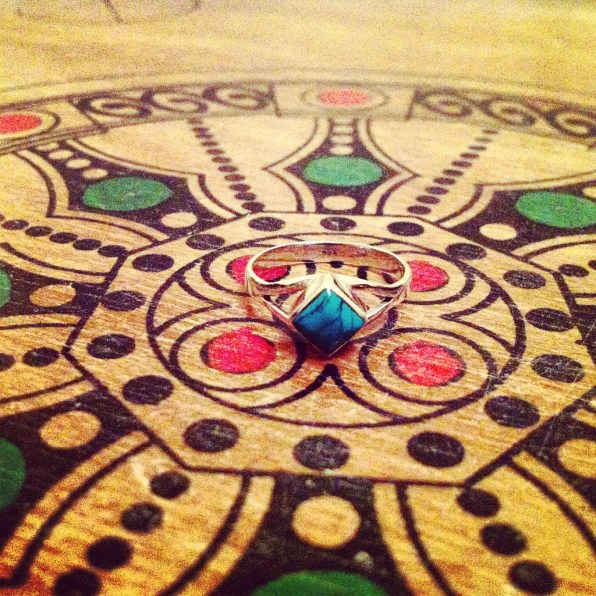 Turquoise ring - eBay