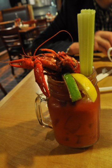 NOLA Bloody Mary