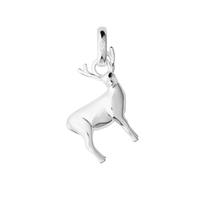 Sterling Silver Stag Woodland Charm @ Links of London