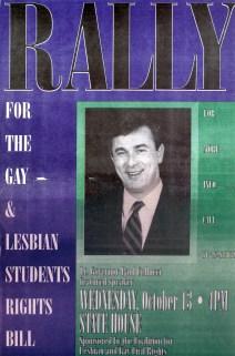 Rally Print Ad, 1993
