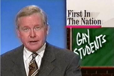 WBZ Channel 4 News Boston, December 10, 1993