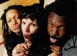Day of Beauty + Ritual, 1998, Ayanna U'Dongo, Marsian + Juba Kalamka, Photo: Matt Wagner