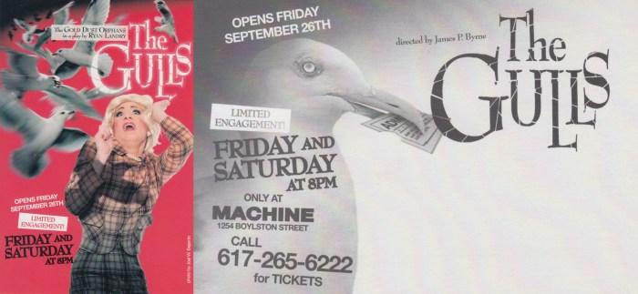The Gulls, 2003