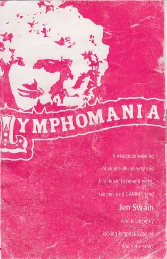 Lymphomania, 2004
