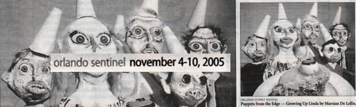 Orlando Sentinel, November 4, 2005