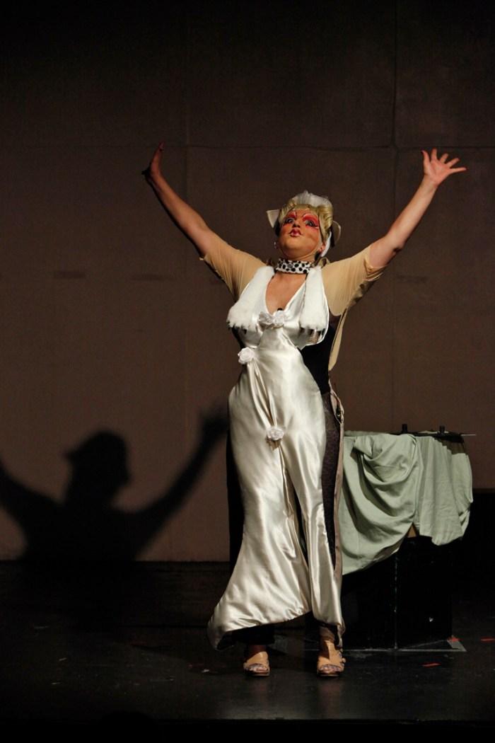 Marsian De Lellis, NYC, 2009, Photo: Richard Termine