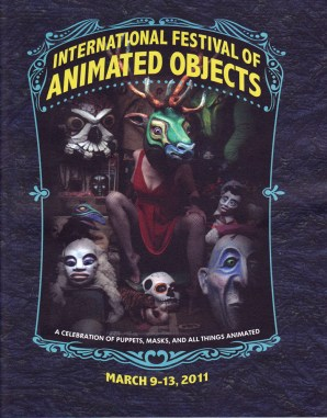 International of Animated Objects, Program