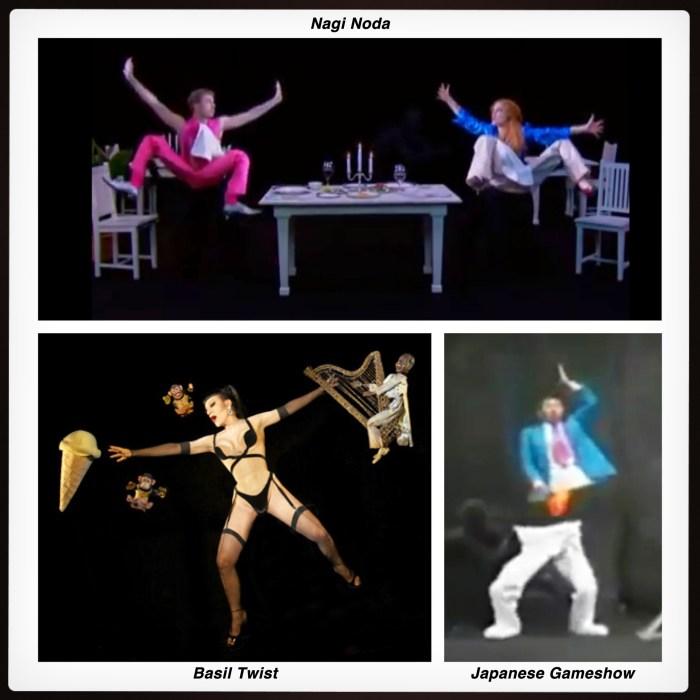 Images: YouTube – Scissor Sisters VEVO, YouTube – Mark Rowbotham Creative, Splash Magazine