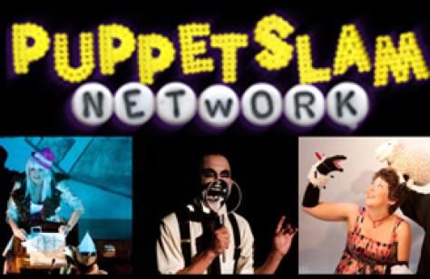Puppet Slam Network - 2011 logo