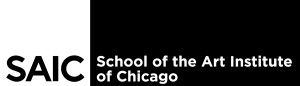 saic-white-sidew- SAIC School of the Art Institute of Chicago Logo
