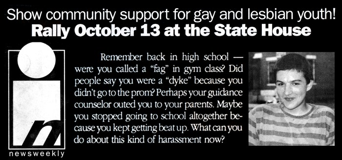 1993-10-11-InNews-blk-Body1-16x7-200dpi In Newsweekly 10/11/93 LGBTQ