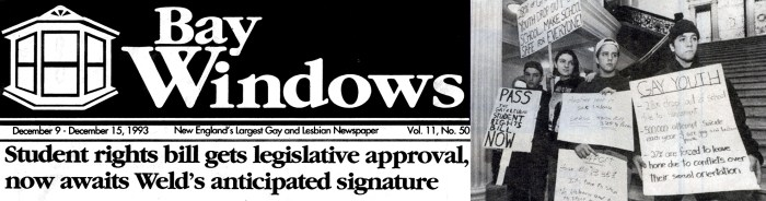 1993-12-09-BayWindows-2upBW-6.5x1.7-300dpi Bay Windows 12/9/93 LGBTQ