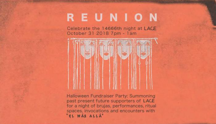 LACE Reunion (In)/Animate Objects
