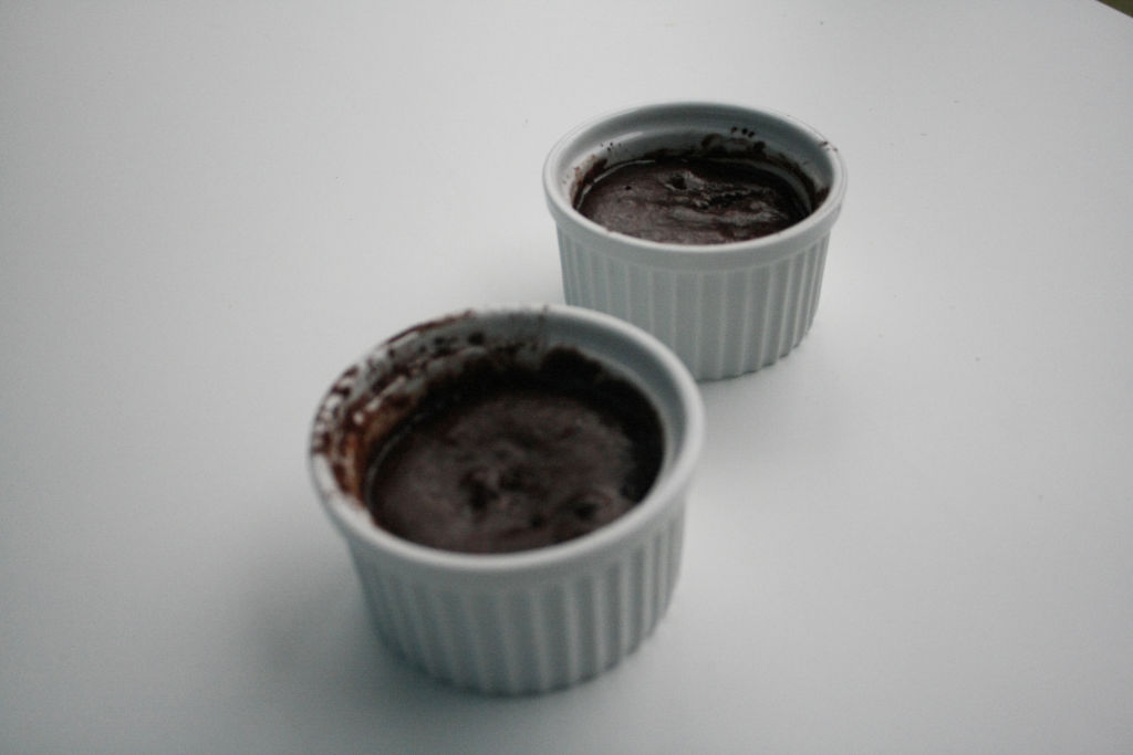 Mikrowellenkuchen Schokolade Rezept Marsmaedchen