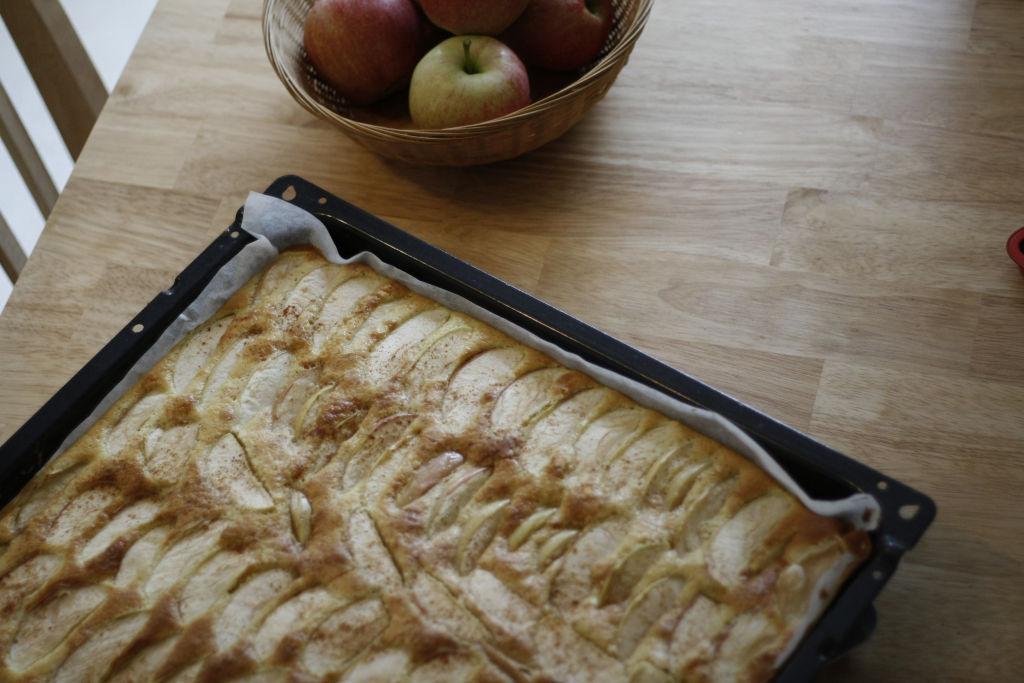 Becherkuchen Apfel