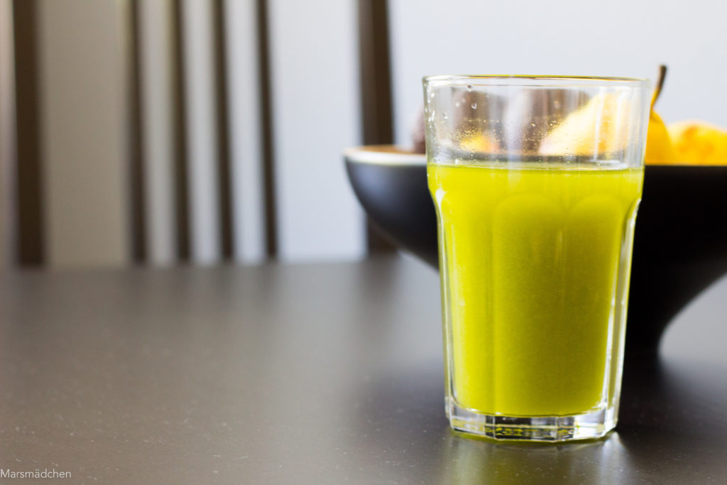 Matcha-Limonade