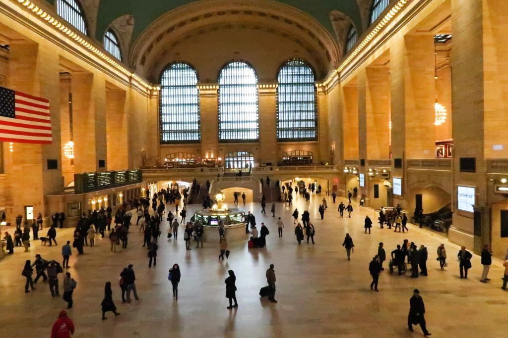 New York- Grand Central Station